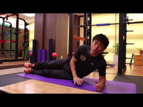 【CREDOオリジナル動画】体幹トレーニング③