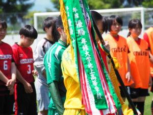 【指導者派遣事業】7連覇達成!専修大学北上高校女子サッカー部